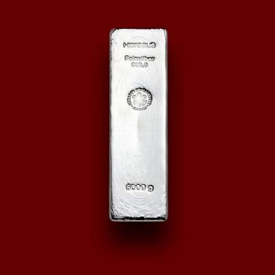 5000 g, Silver Bar