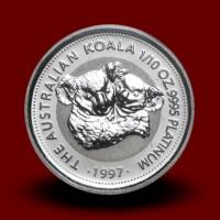 3,137 g, Australian Koala Platinum Coin