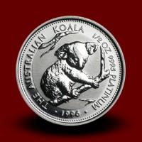 15,605 g, Australian Koala Platinum Coin - 1988,1993