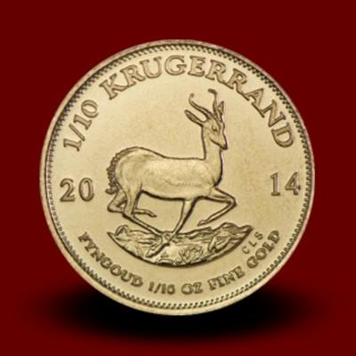 3,9940 g, Zlati Južnoafriški 1 rand