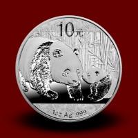31,13 g, China Panda Silver Coin (2011)