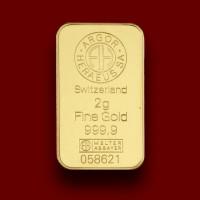 2 g, Zlatna poluga