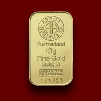 10 g, Zlatna poluga