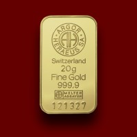 20 g, Zlatna poluga