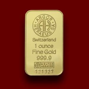 31,1035 g, Gold Bar