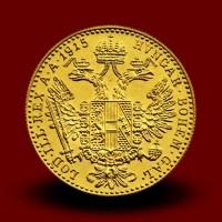 3,4909 g, Zlati dukat - enkratni / 1 Ducat Gold Coin