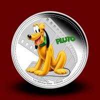 31,135 g, Srebrni Disney Mickey & Friends - Pluton