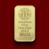 100 g, Zlatna poluga