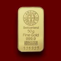 50 g, Zlatna poluga