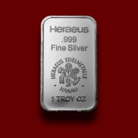 31,1035 g, Silver Bar