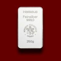 250 g, Silver Bar