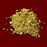 1 g, Gold Granules, 999,9/1000 fine (up to 500 g)
