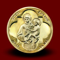 1,75 g, Zlata medalja Sveti Anton