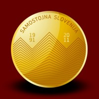 7 g, 20th anniversary of Slovenia's independence (2011)
