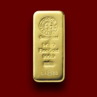 1000 g, Zlatna poluga
