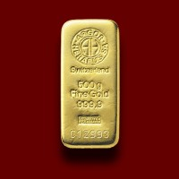 500 g, Zlatna poluga