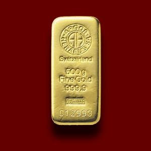 500 g, Gold Bar