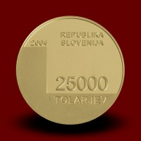 7 g, 1000th anniversary of the first written mention of Bled I. ed.(2004) **