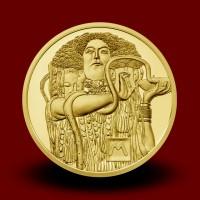 10,14 g, Medicine (2015), Gustav Klimt and his women Series