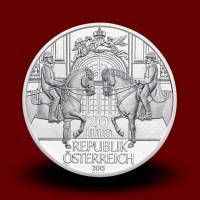 20 g, 450. godišnjica Španjolske škole jahanja (2015)