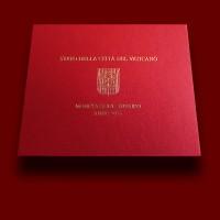 Zbirka evrokovancev z zlatnikom 2015