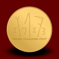 7 g, 300. obletnica velikega tolminskega punta (2013)