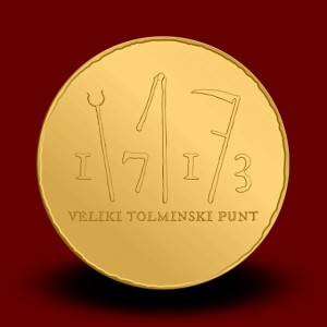 7 g, 300th anniversary of the Tolmin Peasant Revolt (2013)