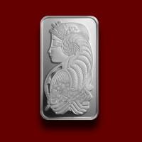10 g, Silver Bar Fortuna