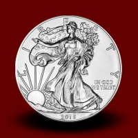 31,1035 g, American Eagle Silver Coin