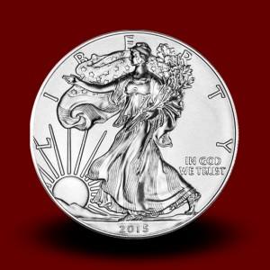 31,1035 g, American Eagle Silver Coin