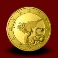 7,99 g, Zlati kovanec Triton - vstop Cipra v EU 2004