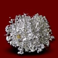 1000 g, Srebrni granulat
