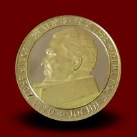 15,64 g, Zlati AVNOJ 200 DIN (1968)