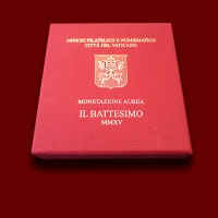 3 g, Pontificato di Papa Francesco - Baptism 2015