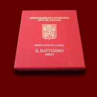 3 g, Pontificato di Papa Francesco - Sveti krst 2015