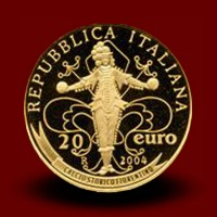 6,451 g, Zlati 20 € FIFA SP v nogometu 2006