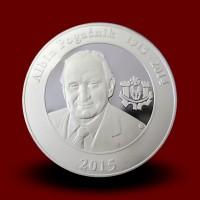 30 g, Srebrna medalja Albin Pogačnik