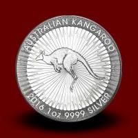 31,1035 g Srebrni Avstralski kenguru 2016