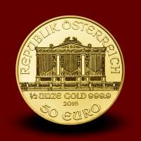 15,5517 g, Zlati Dunajski filharmoniki