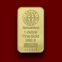31,1035 g, Zlata palica Kinebar