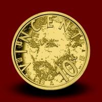 Zlatnik Vincent van Gogh, 150. obletnica rojstva
