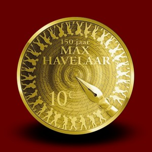 150. obletnica izdaje novele Max Havelaar - set