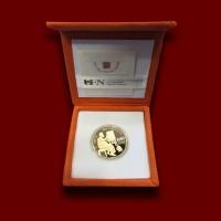 30 g, zlatnik Pontificato di Papa Francesco 2016