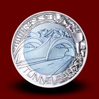 ZBIRKA 13 x 16,5 g (Ag/Nb), bimetalni kovanci 2003 - 2015