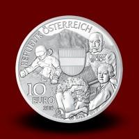 17,30 g, Österreich (2016), Austria Piece by piece Series - PROOF
