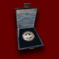 17 g, Srebrni SAMIT 100 000 DIN (1989)