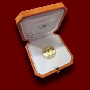 15 g, zlatnik Pontificato di Papa Francesco - Pontificio Santuario della Casa di Loreto (2016)