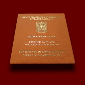 6 g, Pontificato di Papa Francesco - Pontifical Shrine of the Holy House of Loreto (2016)