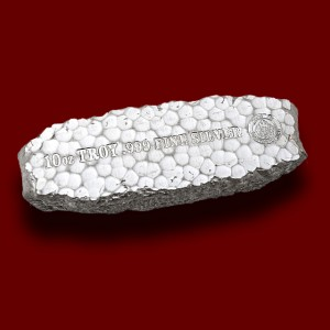 311,035 g, Silver Tombstone Nugget