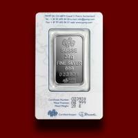 20 g, Silver Bar Fortuna